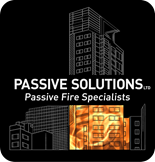 passive fire solutions logo